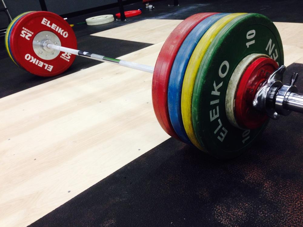 DC Weightlifting Club